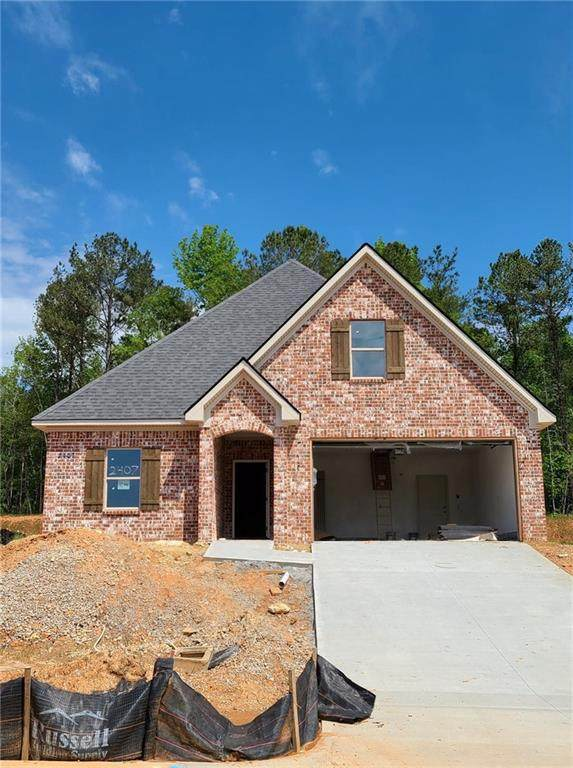 2407 Furlong Trail, AUBURN, AL 36830 (MLS #149437) :: Crawford/Willis Group