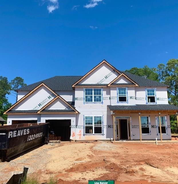 2117 Greene Way #34, OPELIKA, AL 36801 (MLS #140506) :: Ludlum Real Estate