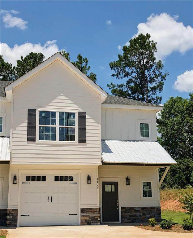1421 Gatewood Place, AUBURN, AL 36380 (MLS #144007) :: Crawford/Willis Group