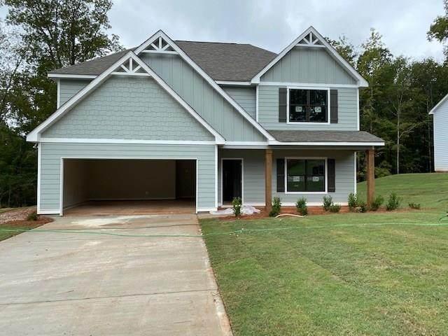 Lot 4 Mcdonald Drive, OPELIKA, AL 36801 (MLS #145766) :: Crawford/Willis Group