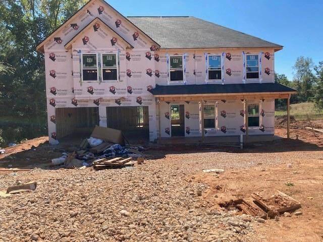 1081 Lizlin Drive, OPELIKA, AL 36801 (MLS #153576) :: Real Estate Services Auburn & Opelika