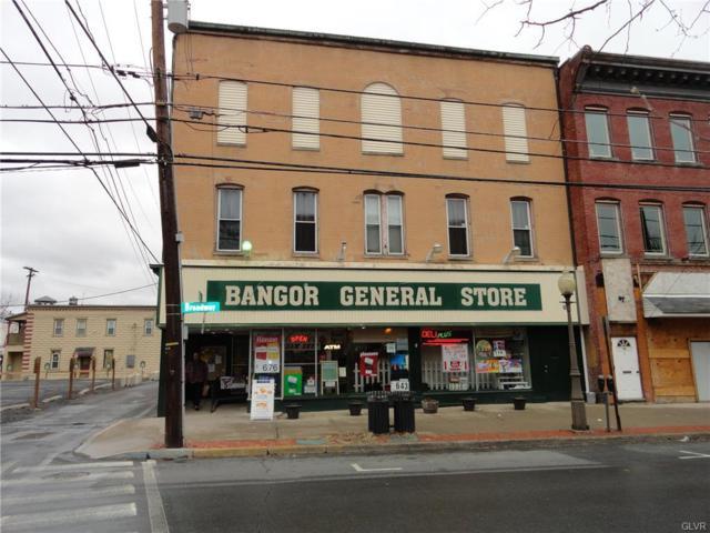 37 Broadway, Bangor Borough, PA 18013 (MLS #537621) :: RE/MAX Results