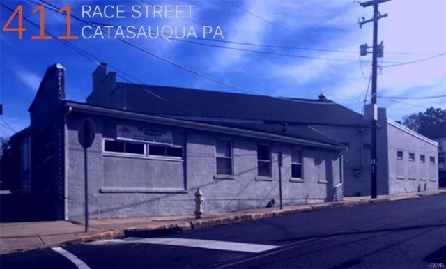 411 Race Street, Catasauqua Borough, PA 18032 (MLS #540597) :: RE/MAX Results