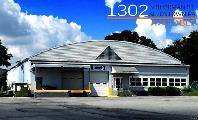 1302 N Sherman, Allentown City, PA 18109 (MLS #543931) :: RE/MAX Results