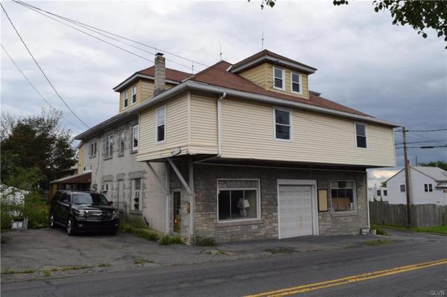 17 N Pine Street, Summit Hill Borough, PA 18250 (MLS #555743) :: RE/MAX Results