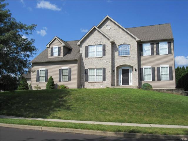 2526 Halleck Drive, Whitehall Twp, PA 18052 (MLS #555961) :: RE/MAX Results