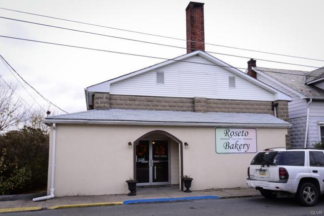 143 Chestnut Street, Roseto Borough, PA 18013 (MLS #563992) :: RE/MAX Results