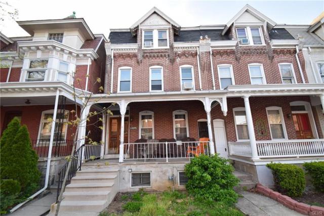 1505 W Turner Street, Allentown City, PA 18102 (MLS #566962) :: RE/MAX Results