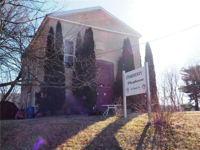 60 Church Street, Schuylkill County, PA 17982 (MLS #569283) :: RE/MAX Results