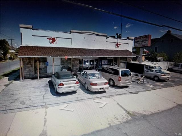 625 Howertown, Catasauqua Borough, PA 18032 (MLS #569450) :: RE/MAX Results