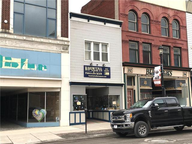 30 W Broad Street, Schuylkill County, PA 18252 (MLS #576500) :: RE/MAX Results