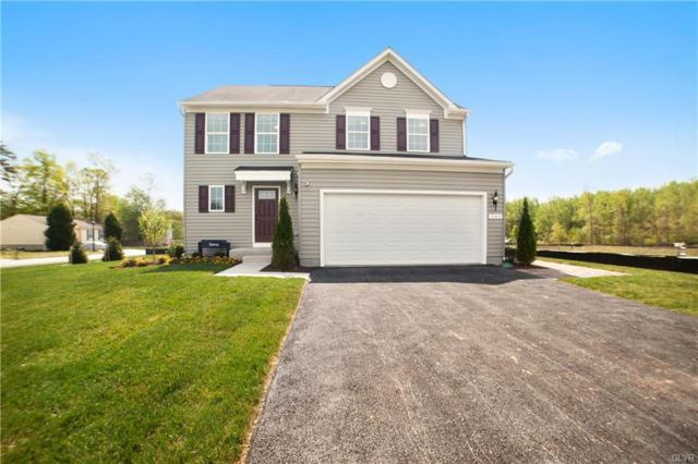 2452 Raya Way Lot #40, Bethlehem Twp, PA 18045 (MLS #585041) :: RE/MAX Results