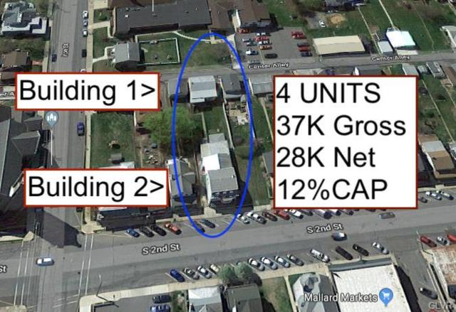 176 S 2nd Street, Lehighton Borough, PA 18235 (MLS #585042) :: RE/MAX Results