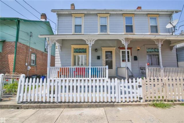 155 W 16Th Street, Northampton Borough, PA 18067 (MLS #586070) :: Jason Freeby Group at Keller Williams Real Estate