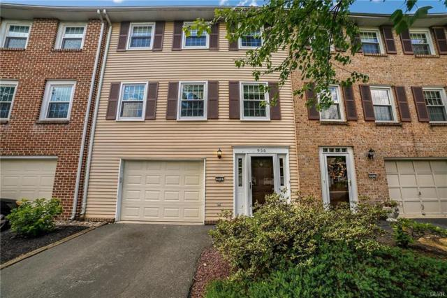 956 Barnside Road, Lower Macungie Twp, PA 18103 (MLS #588063) :: RE/MAX Results