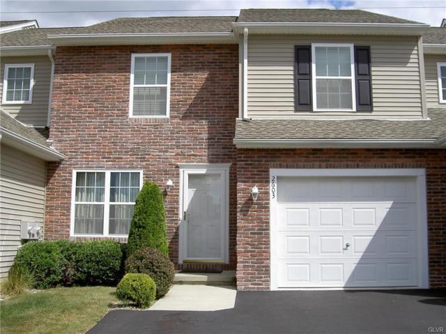 2603 Sapphire Lane, Bethlehem Twp, PA 18020 (MLS #589223) :: RE/MAX Results