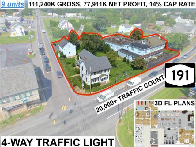 423 Nazareth Pike, Lower Nazareth Twp, PA 18064 (#590111) :: Jason Freeby Group at Keller Williams Real Estate