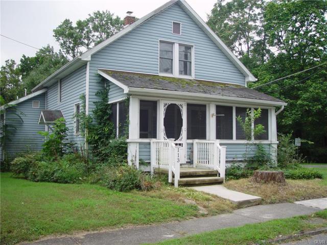 113 4Th Street, East Stroudsburg, PA 18301 (MLS #590881) :: RE/MAX Results