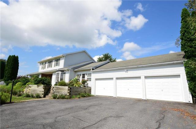 6154 Franklin Hill Road, Lower Mt Bethel Twp, PA 18013 (MLS #590890) :: RE/MAX Results