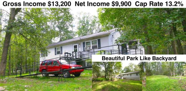 383 Wobbly Barn Road, Price Twp, PA 18332 (MLS #592298) :: RE/MAX Results