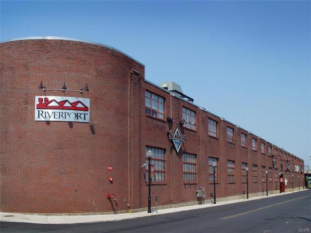 11 W 2nd Street #331, Bethlehem City, PA 18015 (MLS #592871) :: RE/MAX Results
