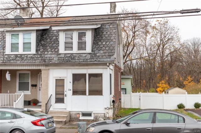 118 Front Street, Hellertown Borough, PA 18055 (MLS #596247) :: RE/MAX Results
