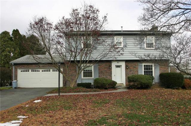 911 Lawrence Drive, Emmaus Borough, PA 18049 (MLS #596485) :: RE/MAX Results