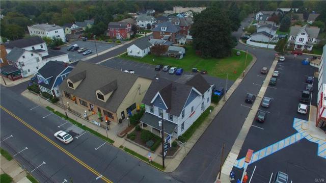 1322 Main Street #1, Hellertown Borough, PA 18055 (MLS #596919) :: RE/MAX Results