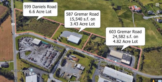 599 Daniels Road, Lower Nazareth Twp, PA 18064 (MLS #597159) :: Keller Williams Real Estate