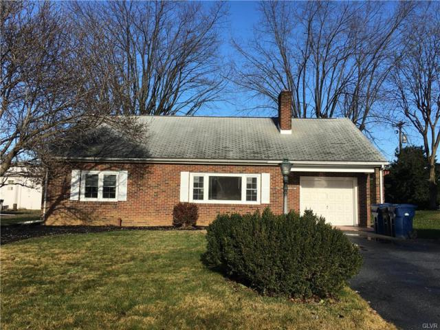 4231 Manor Drive, South Whitehall Twp, PA 18104 (MLS #597194) :: RE/MAX Results