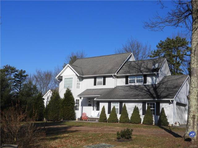 286 Orchard View Drive, Chestnuthill Twp, PA 18330 (MLS #597623) :: RE/MAX Results
