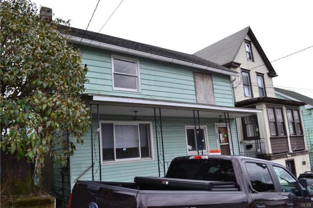 310 W Snyder Avenue, Lansford Borough, PA 18232 (#599082) :: Jason Freeby Group at Keller Williams Real Estate