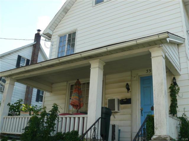 334 S 2Nd Street, Bangor Borough, PA 18013 (MLS #599193) :: RE/MAX Results