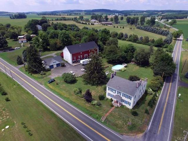 10543 Schantz Road, Upper Macungie Twp, PA 18031 (MLS #602358) :: Keller Williams Real Estate