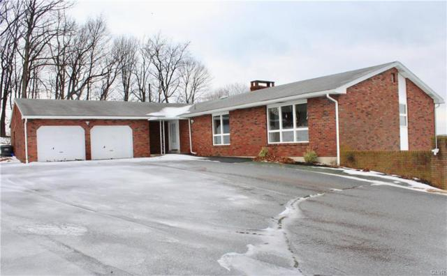 2011 Church Road, South Whitehall Twp, PA 18104 (MLS #602475) :: Keller Williams Real Estate