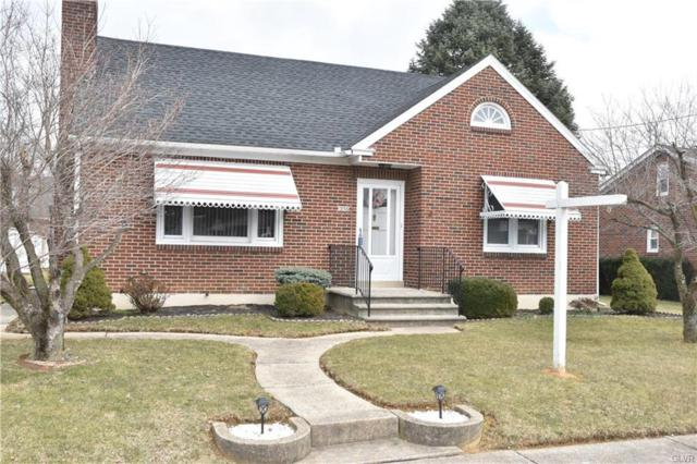 1956 Michaels Street, Bethlehem City, PA 18017 (MLS #604930) :: RE/MAX Results