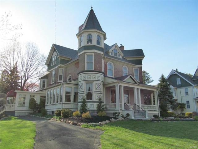 172 S Broad Street, Nazareth Borough, PA 18064 (MLS #605203) :: Keller Williams Real Estate