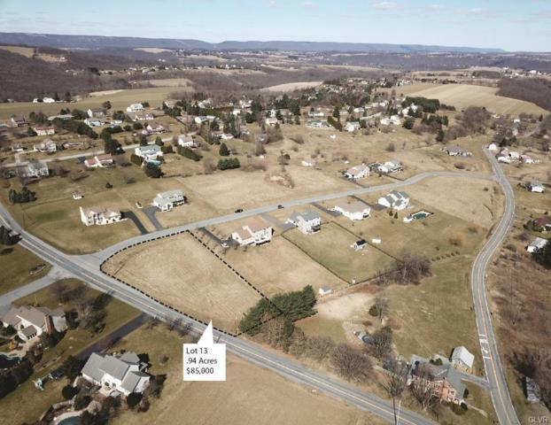2790 Cobblestone Drive Lot 13, North Whitehall Twp, PA 18078 (MLS #605304) :: Justino Arroyo | RE/MAX Unlimited Real Estate