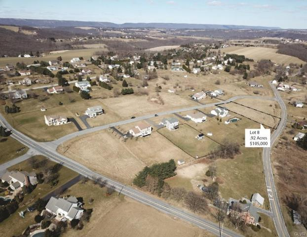 2702 Cobblestone Drive Lot 8, North Whitehall Twp, PA 18078 (MLS #605305) :: Justino Arroyo | RE/MAX Unlimited Real Estate