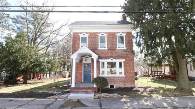 4110 Main Street, Washington Twp, PA 18079 (MLS #606754) :: Keller Williams Real Estate
