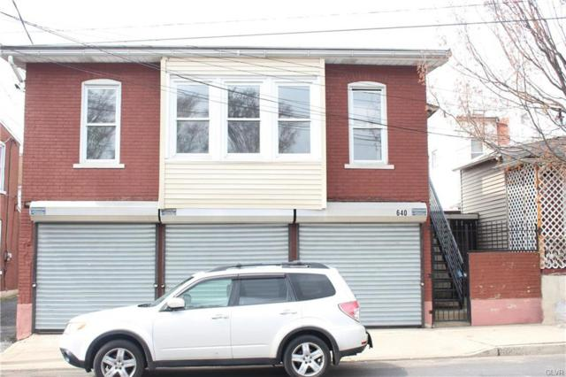 640 Park Street, Allentown City, PA 18102 (MLS #607617) :: Keller Williams Real Estate