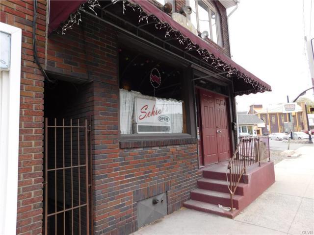50 E Mauch Chunk Street, Schuylkill County, PA 18252 (MLS #608314) :: Keller Williams Real Estate