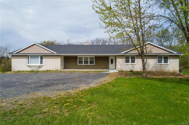 585 Blue Mountain Drive, Lehigh Township, PA 18088 (MLS #611281) :: Keller Williams Real Estate