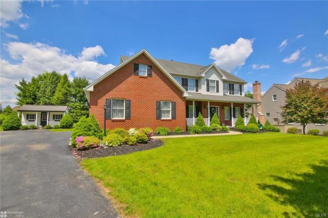 4461 Loraine Lane, Hanover Twp, PA 18017 (MLS #611313) :: Keller Williams Real Estate