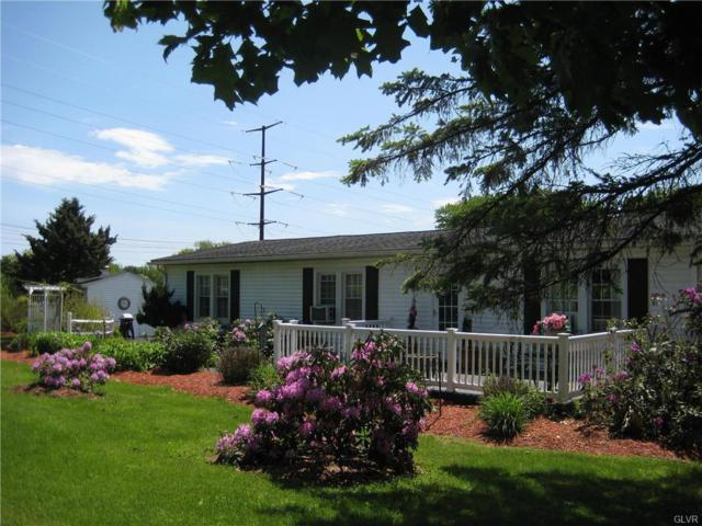 310 Serfass Road, Polk Twp, PA 18058 (MLS #611956) :: Keller Williams Real Estate