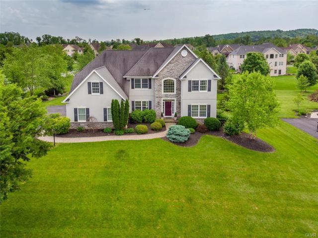 3310 N Bay Hill Drive, Upper Saucon Twp, PA 18034 (MLS #612114) :: Keller Williams Real Estate