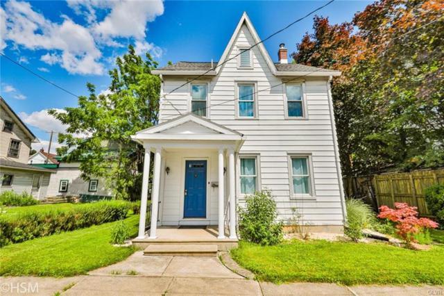 161 S Whitfield Street, Nazareth Borough, PA 18064 (MLS #614179) :: Keller Williams Real Estate