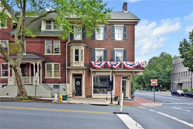 402 N New Street, Bethlehem City, PA 18018 (MLS #614316) :: Keller Williams Real Estate