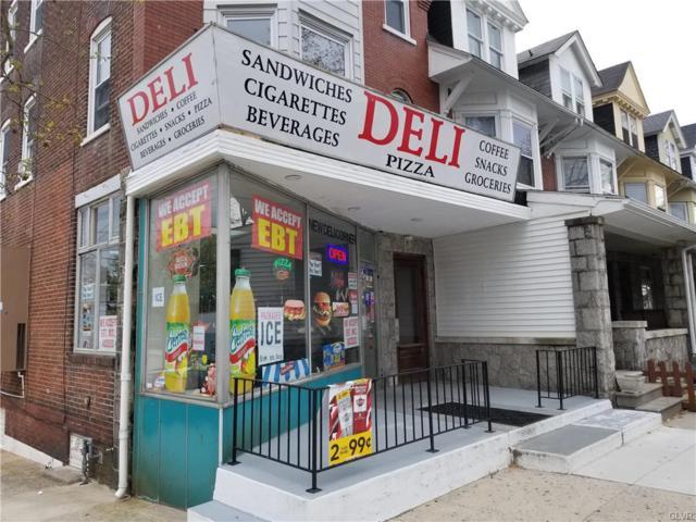 201 S 14th Street, Allentown City, PA 18102 (MLS #614855) :: Keller Williams Real Estate