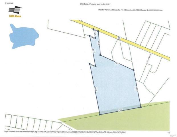 Pa 115 Lot 1, Tunkhannock Township, PA 18610 (MLS #616820) :: Keller Williams Real Estate